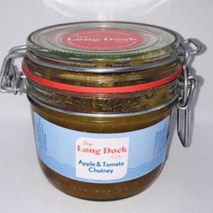 Apple & Tomato Chutney | Authentic Irish Condiments | The Long Dock