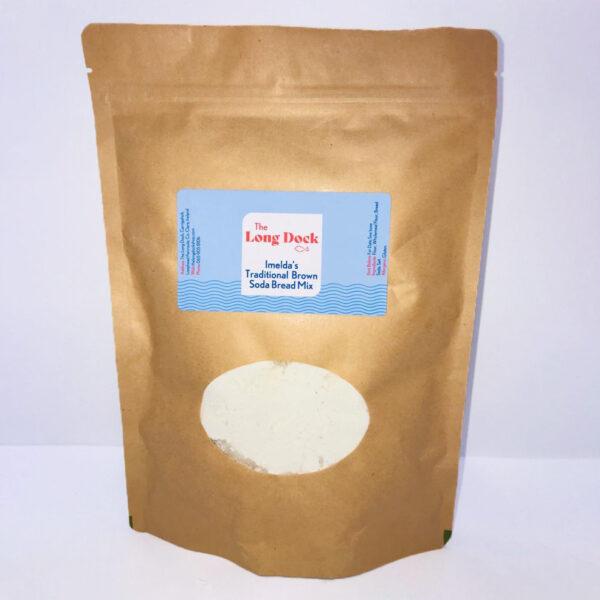 Brown Soda Bread Mix | Authentic Irish Condiments | The Long Dock