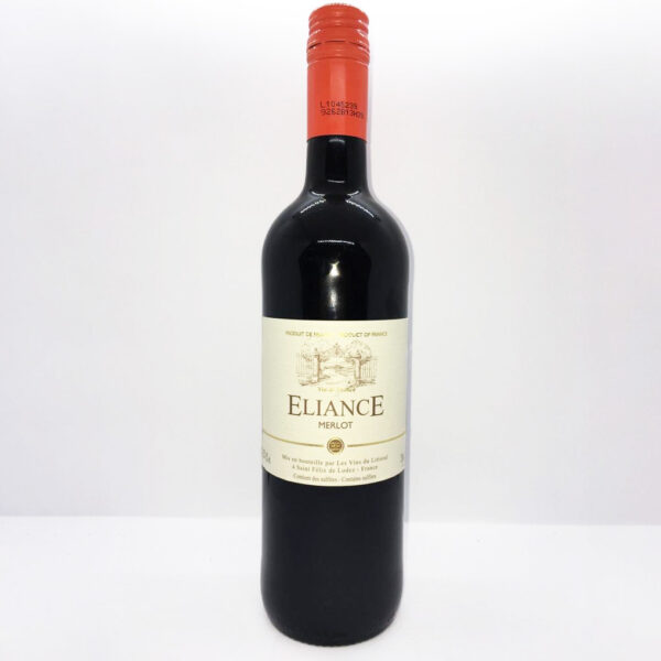 Eliance Merlot | Authentic Irish Condiments | The Long Dock