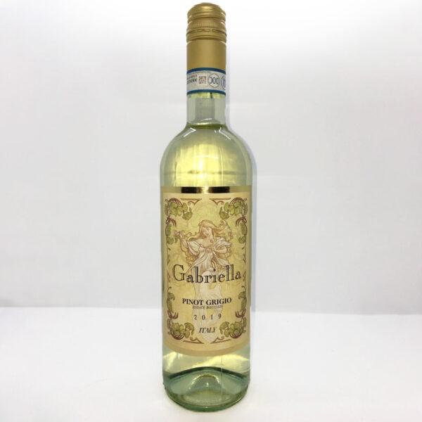 Gabriella Pinot Grigio | Authentic Irish Condiments | The Long Dock