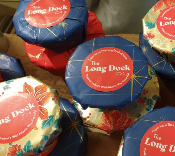 Christmas pudding | Authentic Irish Condiments | The Long Dock