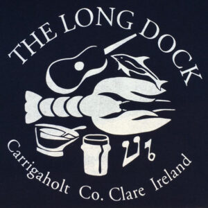 Long Dock T-Shirt | Authentic Irish Condiments | The Long Dock