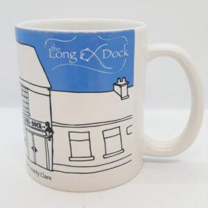 Mug   Authentic Irish Condiments   The Long Dock