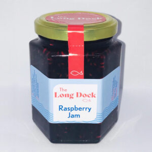Raspberry Jam | Authentic Irish Condiments | The Long Dock