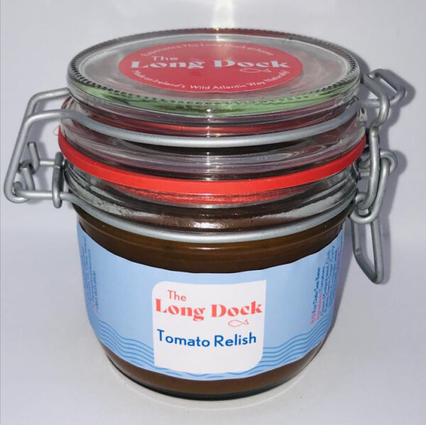 Tomato Relish | Authentic Irish Condiments | The Long Dock