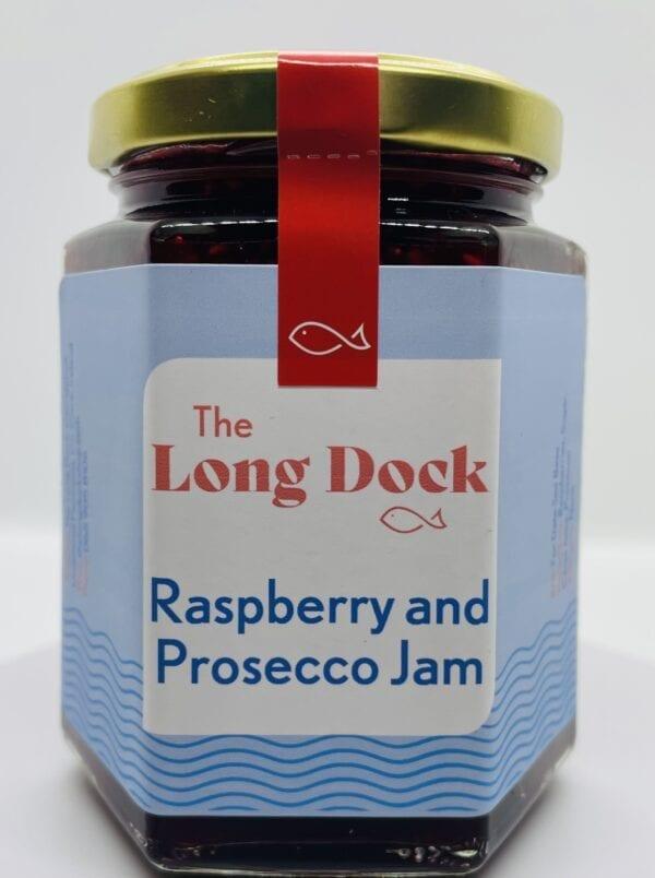 Prosecco 7 Raspberry Jam